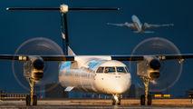 C-FOWE - WestJet Encore de Havilland Canada DHC-8-402Q Dash 8 aircraft