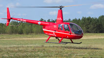 SP-SAL - Private Robinson R44 Astro / Raven aircraft