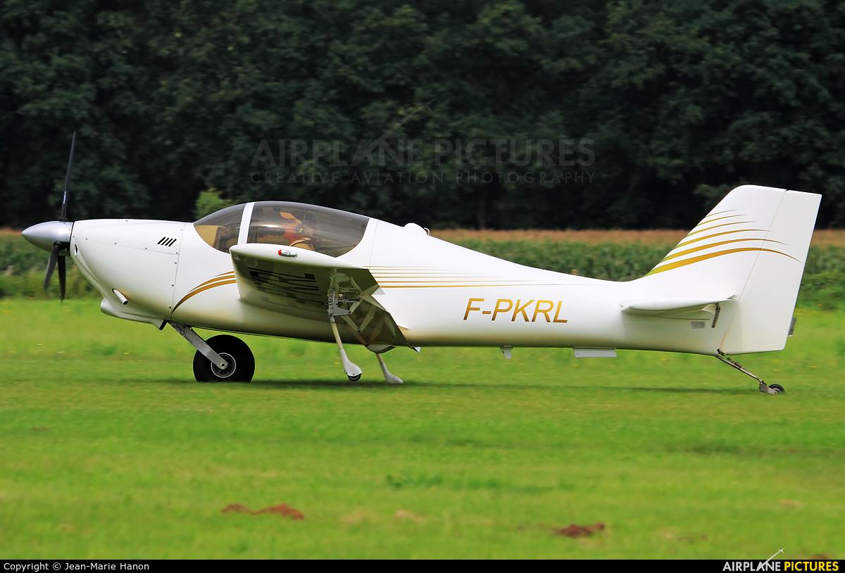 Private F-PKRL aircraft at Diest Schaffen