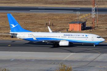 B-7831 - Xiamen Airlines Boeing 737-800