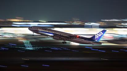 JA608A - ANA - All Nippon Airways Boeing 767-300ER