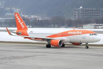 OE-IVU - easyJet Europe Airbus A320