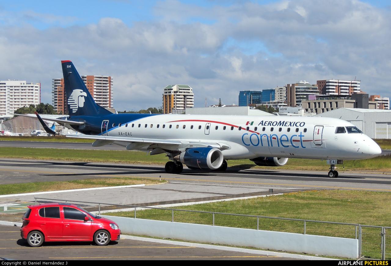 Aeromexico Connect XA-EAC aircraft at Guatemala - La Aurora