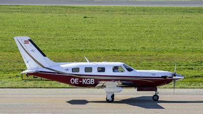 OE-KGB - Private Piper PA-46 Malibu Meridian / Jetprop DLX