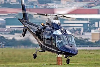 PT-YTM - Private Agusta / Agusta-Bell A 109C Max