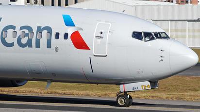 N901AN - American Airlines Boeing 737-800