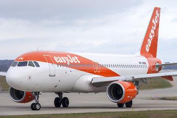HB-JXM - easyJet Switzerland Airbus A320