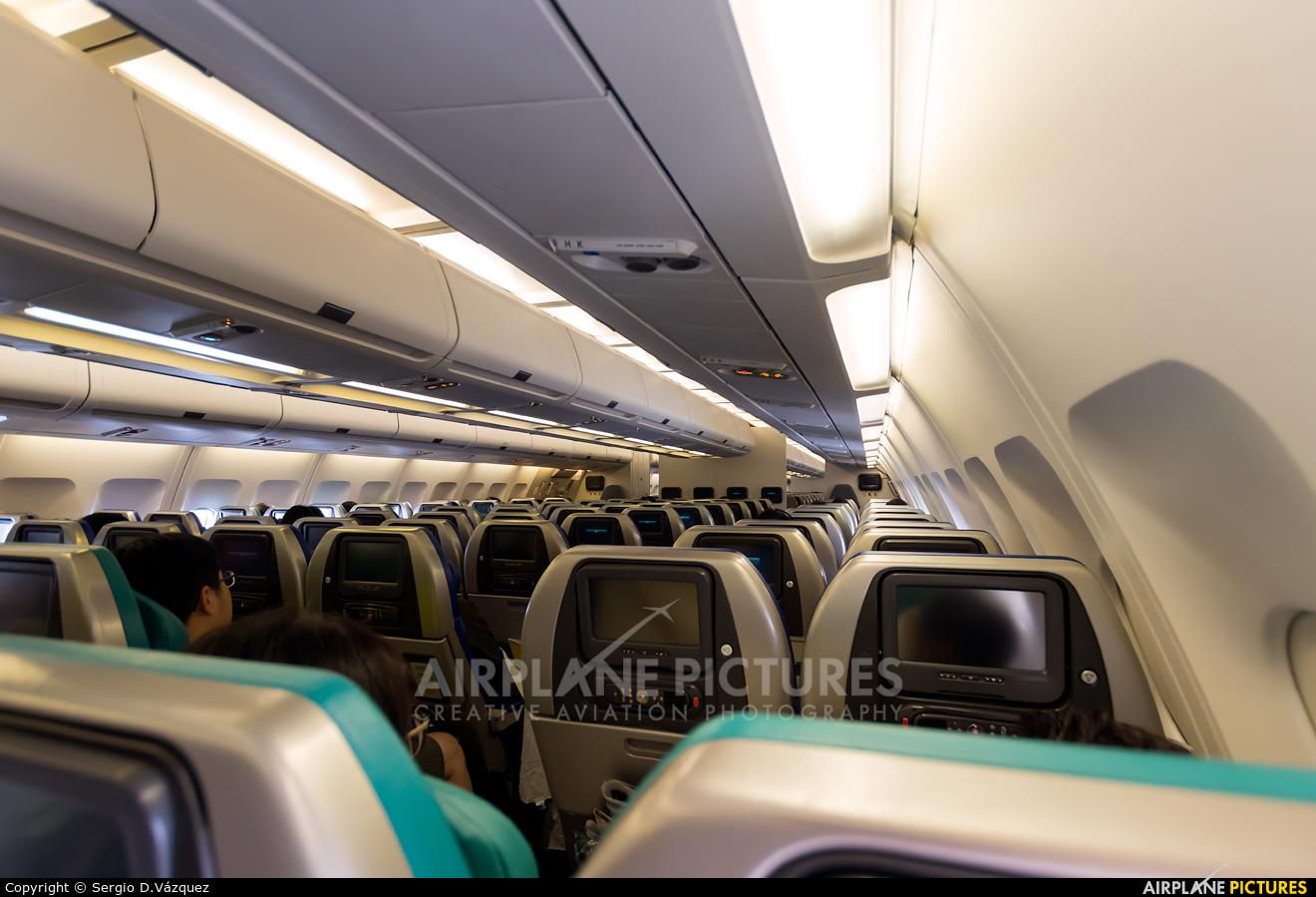 Cathay Pacific B-LAM aircraft at In Flight - Japan
