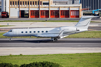 N89NC - Private Gulfstream Aerospace G-V, G-V-SP, G500, G550
