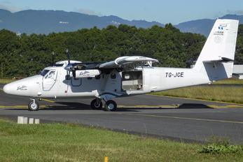 TG-JCE - Private de Havilland Canada DHC-6 Twin Otter