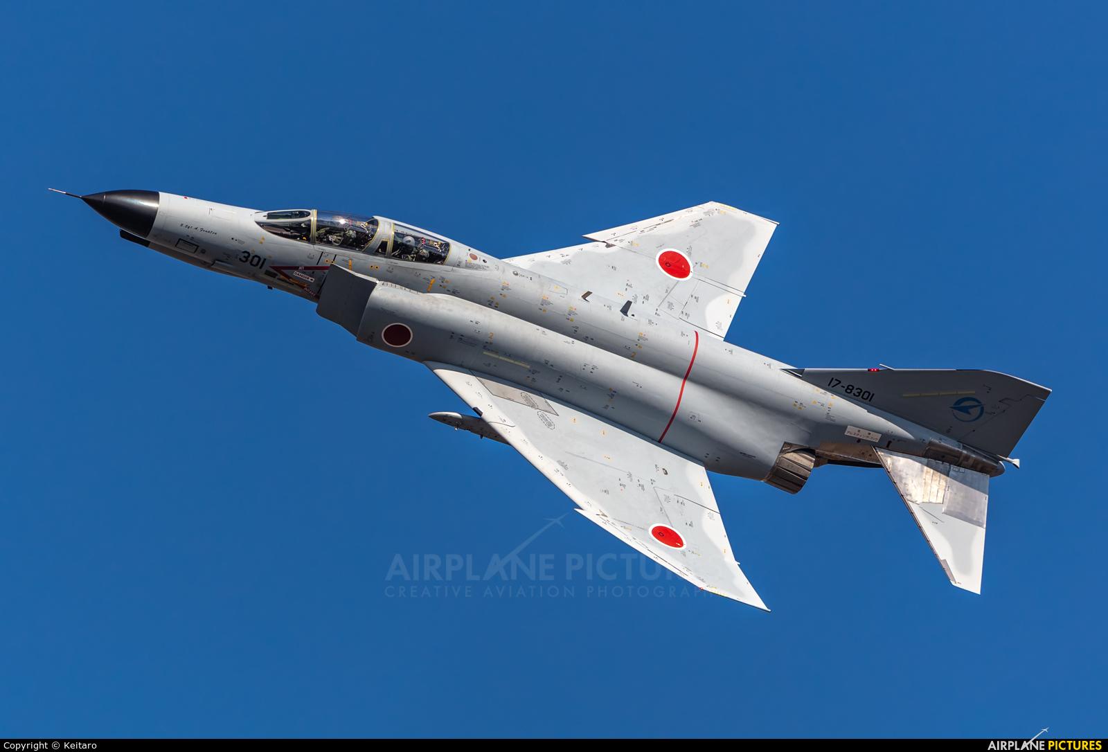 Japan - Air Self Defence Force 17-8301 aircraft at Gifu AB