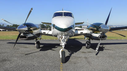 N40XJ - Private Beechcraft C90GTi King Air