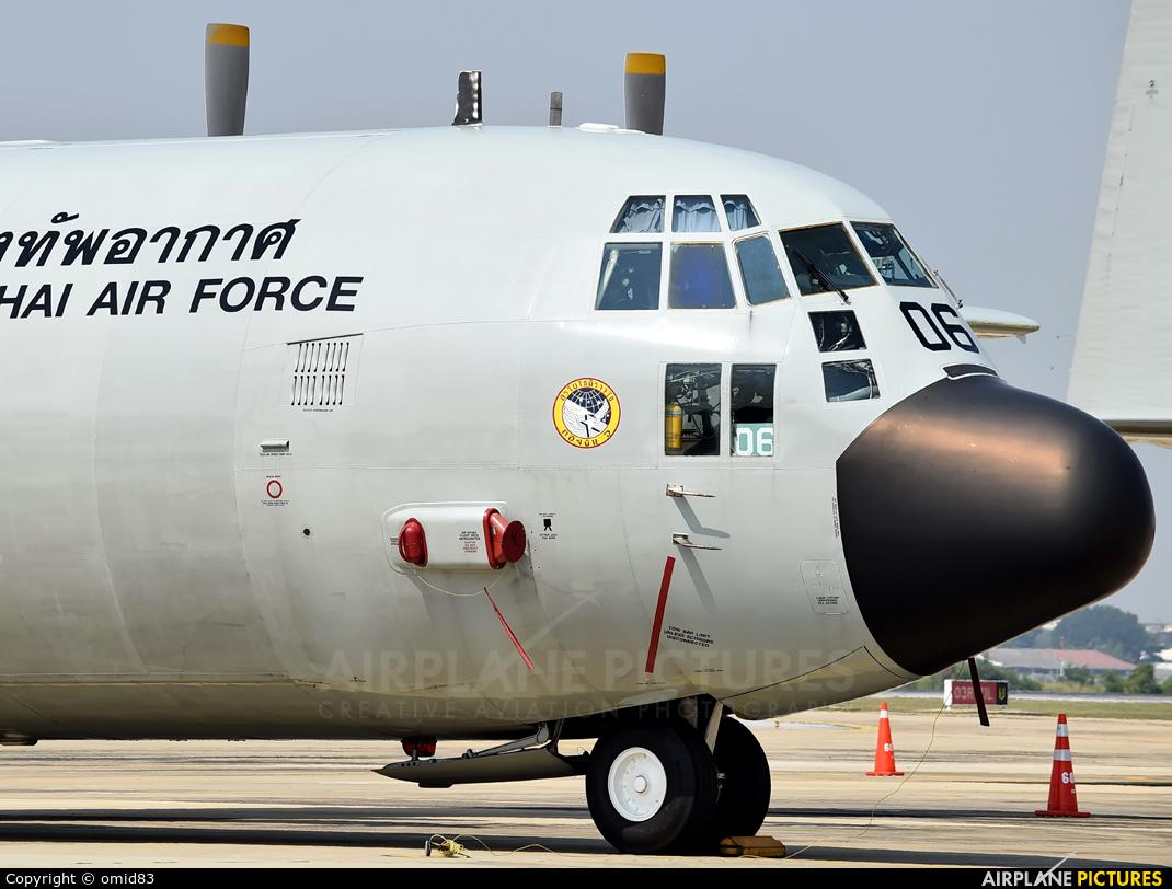 Thailand - Air Force L8-6/31 aircraft at Bangkok - Don Muang