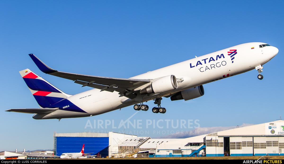LATAM Cargo N536LA aircraft at San Jose - Juan Santamaría Intl