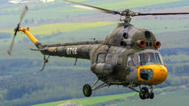 0718 - Czech - Air Force Mil Mi-2 aircraft