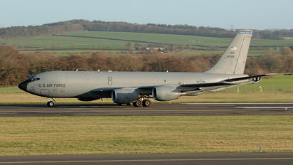 58-0089 - USA - Air Force Boeing KC-135T Stratotanker