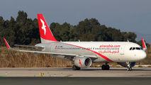CN-NMM - Air Arabia Maroc Airbus A320 aircraft