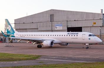 I-ADJO - Air Dolomiti Embraer ERJ-195 (190-200)
