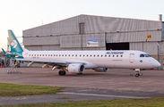 I-ADJO - Air Dolomiti Embraer ERJ-195 (190-200) aircraft