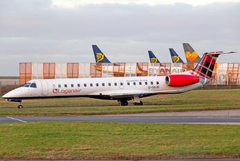 G-SAJC - Loganair Embraer ERJ-145LR