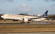 HZ-AK17 - Saudi Arabian Airlines Boeing 777-300ER aircraft