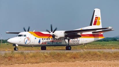 EC-IAD - Air Nostrum - Iberia Regional Fokker 50
