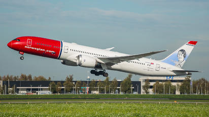 LN-LNP - Norwegian Long Haul Boeing 787-9 Dreamliner