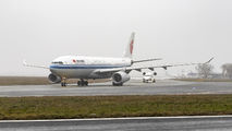 B-6536 - Air China Airbus A330-200 aircraft