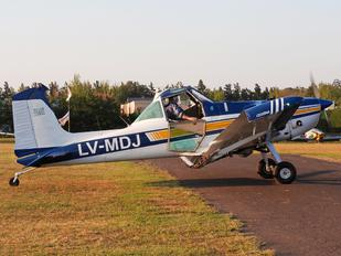 LV-MDJ - Private Cessna 188 AG-series