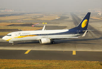 VT-JFM - Jet Airways Boeing 737-800