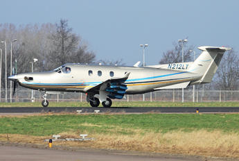 N212LT - Private Pilatus PC-12