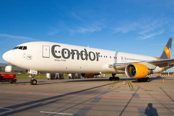 D-ABUD - Condor Boeing 767-300