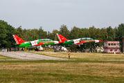 07 - Belarus - Air Force Aero L-39 Albatros aircraft