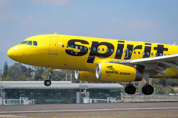 N515NK - Spirit Airlines Airbus A319