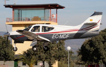 EC-MDF - Private Rockwell Commander 112