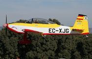 EC-XJG - Private Vans RV-8 aircraft