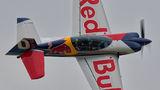 The Flying Bulls Duo : Aerobatics Team XtremeAir XA42 / Sbach 342 OK-FBD at Čáslav airport