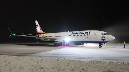 TC-SOD - SunExpress Boeing 737-800