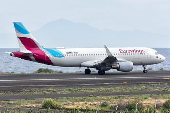 D-AIZV - Eurowings Airbus A320