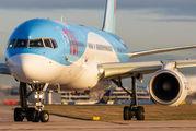 G-BYAW - TUI Airways Boeing 757-200 aircraft
