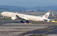 A6-ETG - Etihad Airways Boeing 777-300ER aircraft