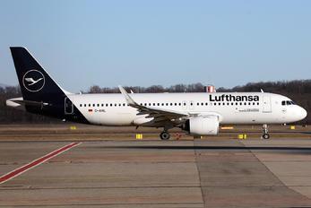 D-AINL - Lufthansa Airbus A320 NEO