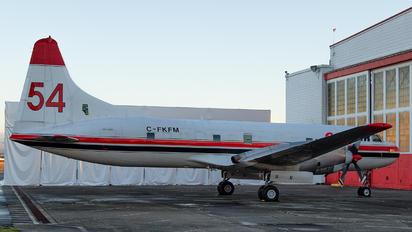 C-FKFM - Conair Convair CV-580