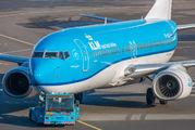 PH-BGA - KLM Boeing 737-800 aircraft