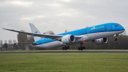 PH-BHG - KLM Boeing 787-9 Dreamliner