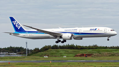 JA900A - ANA - All Nippon Airways Boeing 787-10 Dreamliner