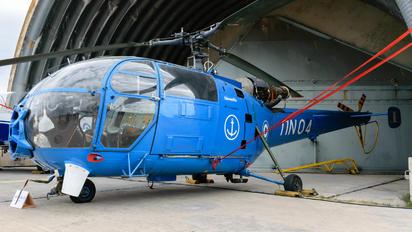 PN-04 - Greece - Hellenic Navy Aerospatiale SA-319B Alouette III