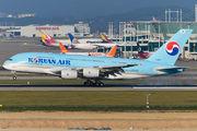 HL7621 - Korean Air Airbus A380 aircraft