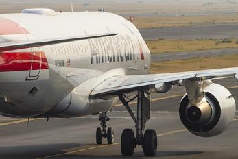 N751UW - American Airlines Airbus A319