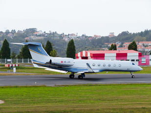 HB-JOE - Private Gulfstream Aerospace G-V, G-V-SP, G500, G550
